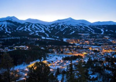Breckenridge in Winter by Colorado.com